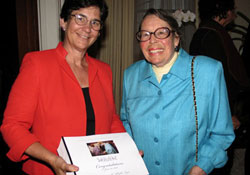 Phyllis Lyon and Kathryn Kolbert